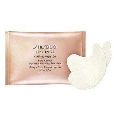 Shiseido Benefiance Wrinkle Resist 24 Pure Retinol Eye Mask 12 Stück
