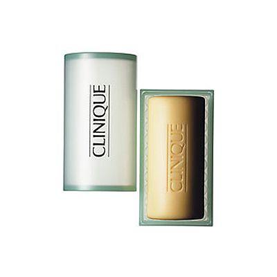 Clinique Facial Soap Mild mit Schale 100g