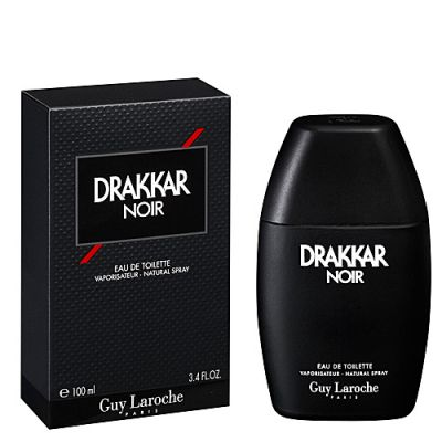 Guy Laroche Drakkar Noir Eau de Toilette Spray 100ml