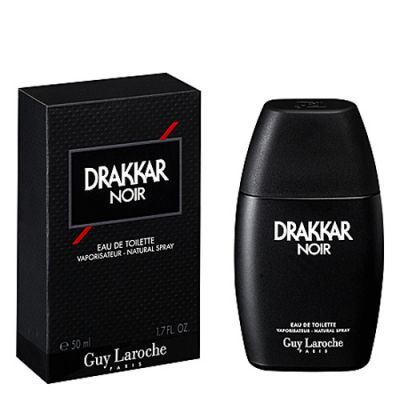 Guy Laroche Drakkar Noir Eau de Toilette Spray 50ml