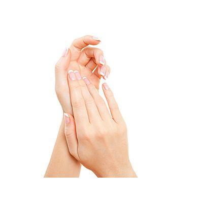 Paraffin Bad für die Hände