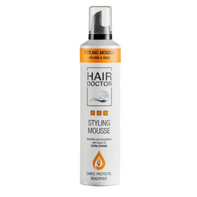 Hair Doctor Styling Mousse Extra Strong 400ml