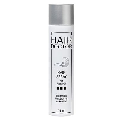 HAIR DOCTOR Hair Spray mit Argan Oil 75ml