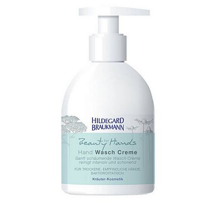 Hildegard Braukmann Beauty for Hands Hand Wasch Creme 250ml