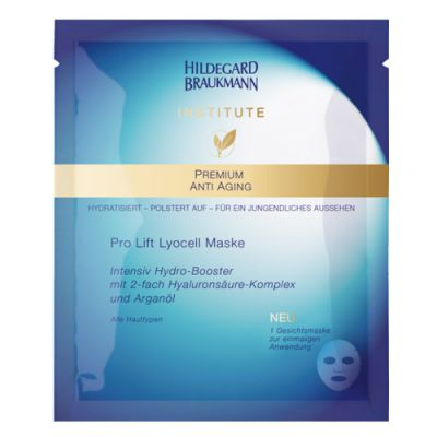 Hildegard Braukmann Institute Pro Lift Lyocell Maske 1 Stück