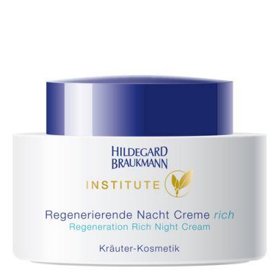 Hildegard Braukmann Institute Regenerierende Nacht Creme Rich 50ml