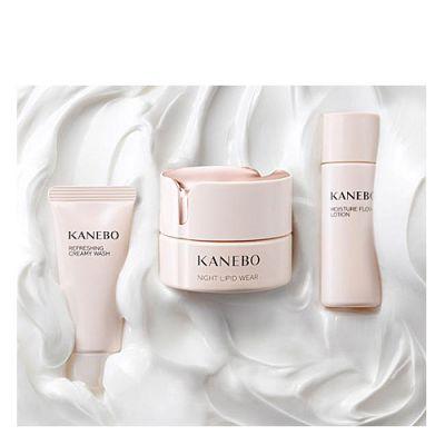 Kanebo Night Lipid Wear Kit 1 Stück