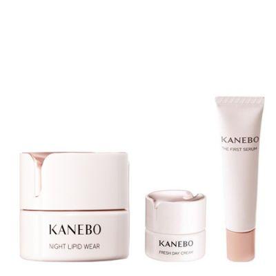 KANEBO Night Lipid Wear Set 1 Stück