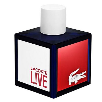 Lacoste L!ve Eau de Toilette Spray 40ml