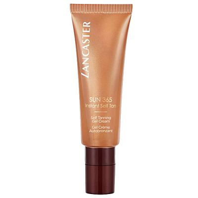 Lancaster Sun 365 Instant Self Tan Self Tanning Gel Cream 50ml