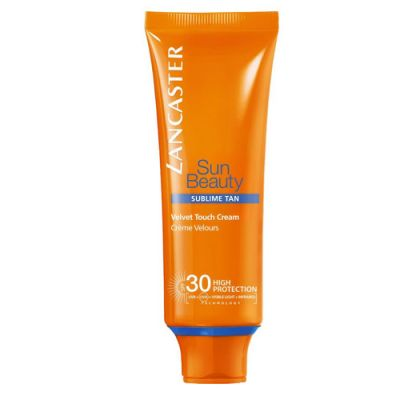 Lancaster Sun Beauty Sublime Tan Velvet Cream SPF 30 50ml