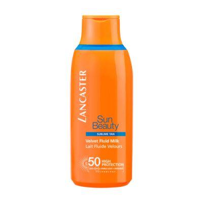Lancaster Sun Beauty Velvet Fluid Milk SPF 50 175ml