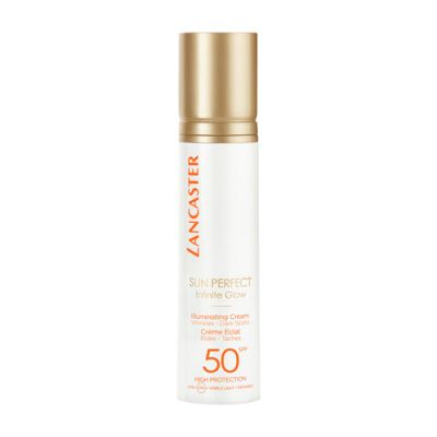 Lancaster Sun Perfect Infinite Glow Illuminating Cream SPF50+ 50ml