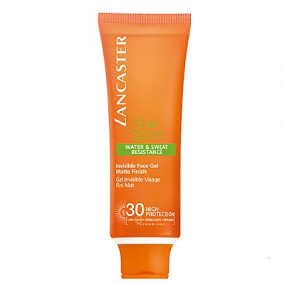 Lancaster Sun Sport Invisible Face Gel SPF 30 50ml