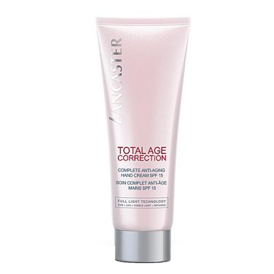 Lancaster Total Age Correction Complete Anti-Aging Hand Cream SPF 15 75ml
