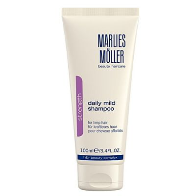 Marlies Möller Strength Daily Mild Shampoo 100ml
