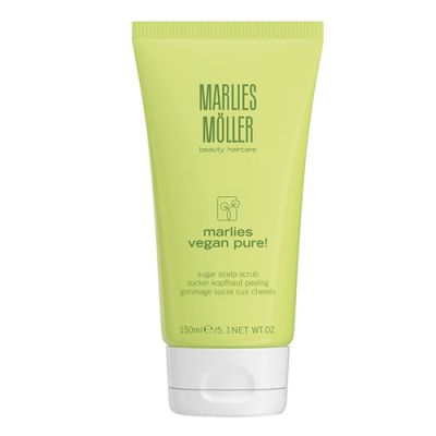 Marlies Möller Vegan Pure! Sugar Scalp Scrub 150ml