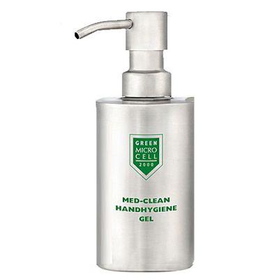 Micro Cell Green Med-Clean Handhygiene Gel 1 Stück