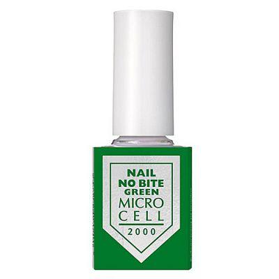 Micro Cell Nail No Bite Green 12ml