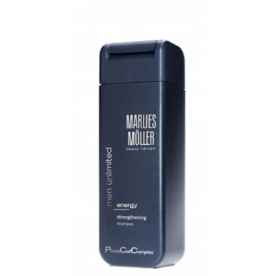 Marlies Möller Men Unlimited Strengthening Shampoo 200ml