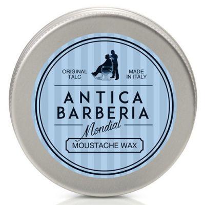 Mondial Antica Barberia Original Talc Moustache Wax 30ml