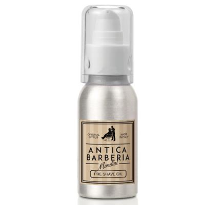 Mondial Antica Barberia Original Talc Pre Shave Oil 50ml