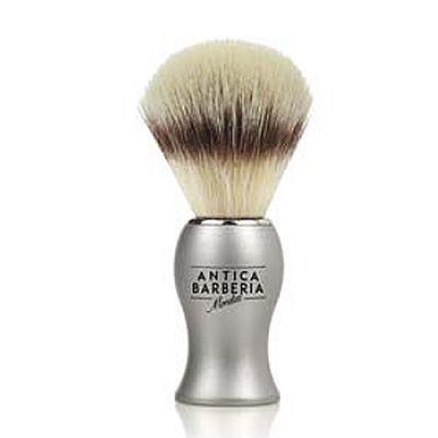 Mondial Antica Barberia Shaving Brush Ecosilvertip 1 Stück