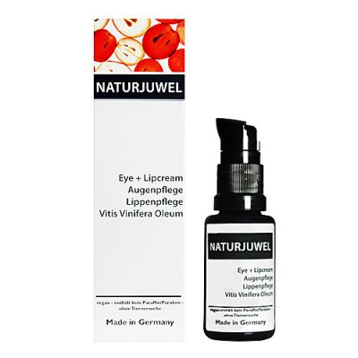 Naturjuwel Eye & Lipcream 20ml