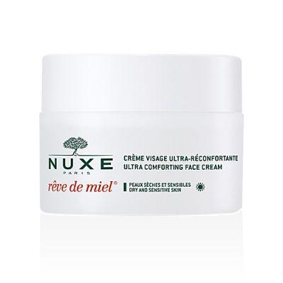 Nuxe Rêve de Miel® Crème de Visage Ultra-Réconforante Jour 50ml