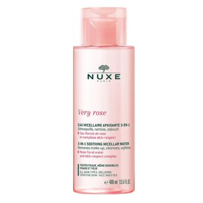 NUXE Very Rose Mizellen-Reinigungswasser 400ml