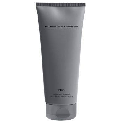 Porsche Design Pure Hair & Body Shampoo 200ml
