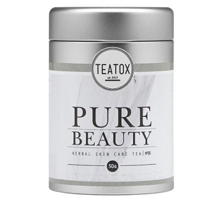 TEATOX Pure Beauty Organic Skin Care Tea 50g