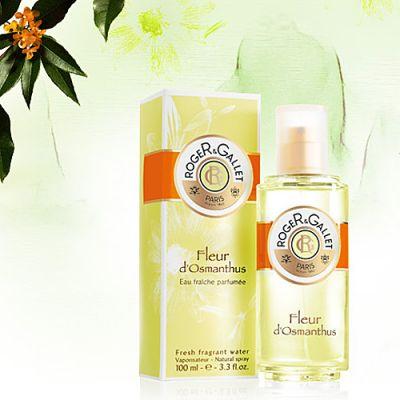Roger & Gallet Fleur d´Osmanthus Eau Fraîche Parfumée 100ml