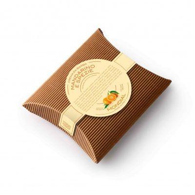 Mondial Shaving Cream Luxury Refill Mandarino e Spezie 125ml