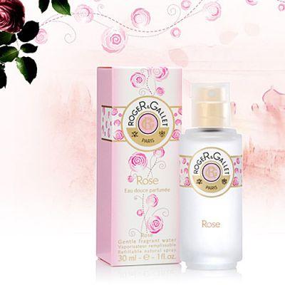 Roger & Gallet Rose Eau Fraîche Parfumée 30ml