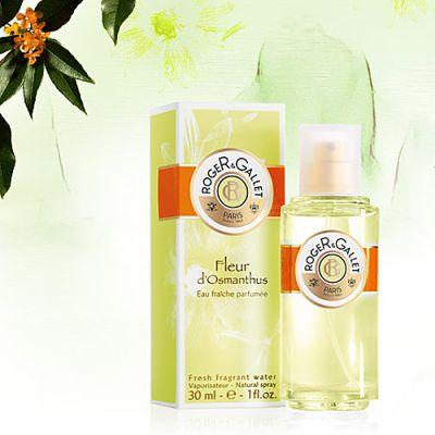 Roger & Gallet Fleur d´Osmanthus Eau Fraîche Parfumée 30ml