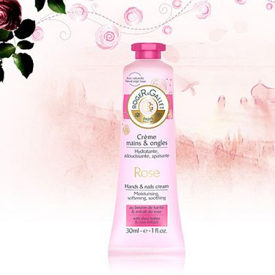 Roger & Gallet Rose Handcreme 30ml