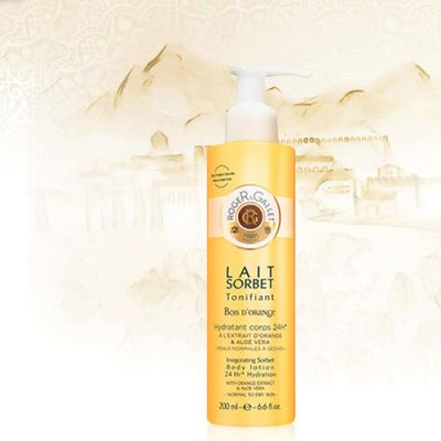 Roger & Gallet Bois d´Orange Lait Sorbet 200ml