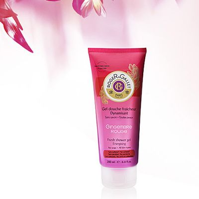 Roger & Gallet Gingembre Rouge Gel Douche Fraicheur 200ml
