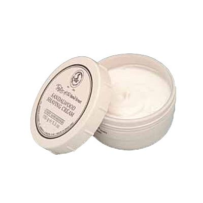 Taylor of Old Bond Street Sandelwood Shaving Cream Bowl 150g