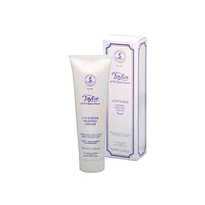 Taylor of Old Bond Street Soap Lavender Shaving Cream 75ml