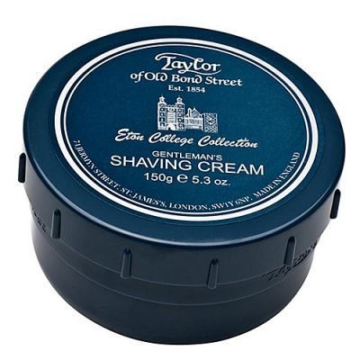 Taylor of Old Bond Street Soap Eton College Shaving Cream Bowl 150g