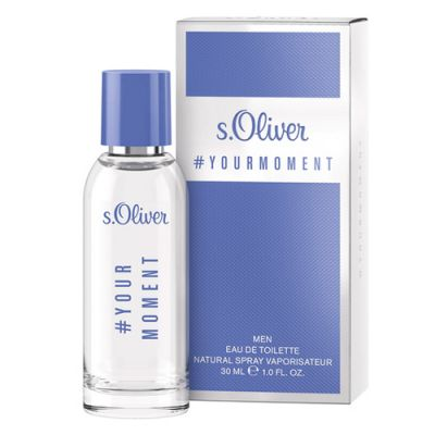 s.Oliver # Your Moment Men Eau de Toilette Spray 30ml