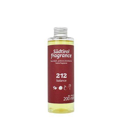 Südtirol Fragrance 212 Balance Nachfüllflasche 200ml