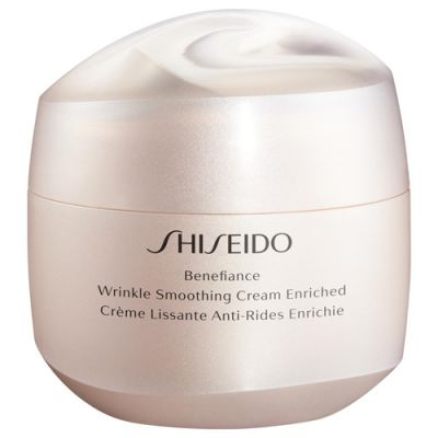 Shiseido Benefiance Wrinkle Smoothing Cream Enriched 75ml Sondergröße