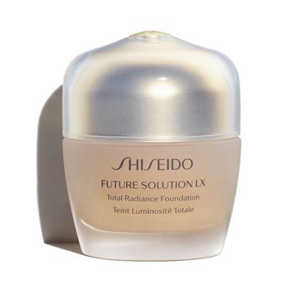 Shiseido Future Solution LX Total Radiance Foundation 30ml-Rose 3