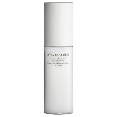 Shiseido Men Energizing Moisturizing Extra Light Fluid 100ml