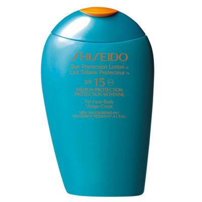 Shiseido Sun Protection Lotion N SPF 15 150ml