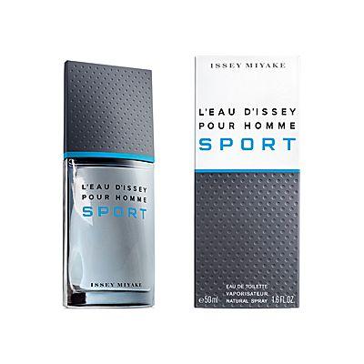 Issey Miyake L´Eau D´Issey pour Homme Sport Eau de Toilette Spray 50ml