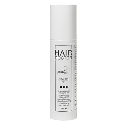 HAIR DOCTOR Styling Gel mit Provitamin B5 und Vitamin E 100ml